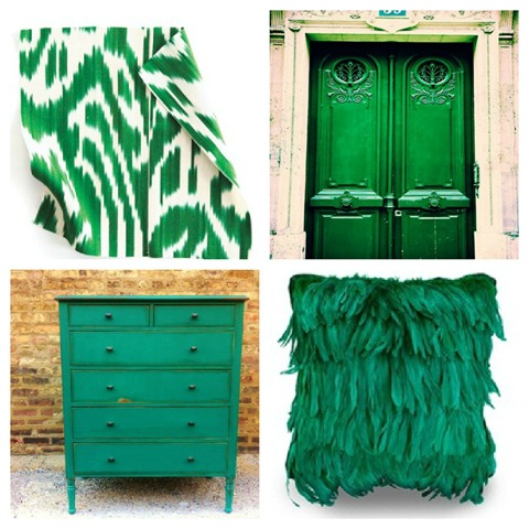 Emerald-Green-look