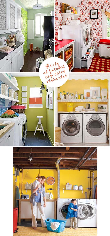 decoracao lavanderias