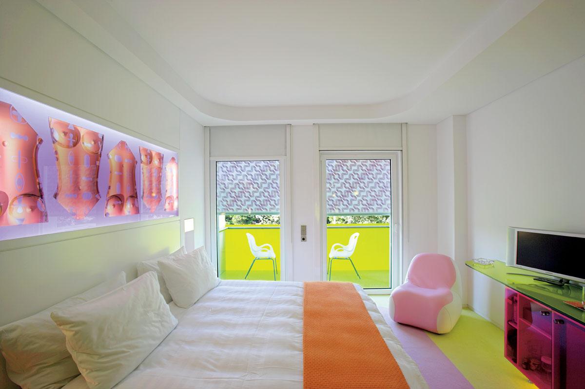 decoração - semiramis hotel